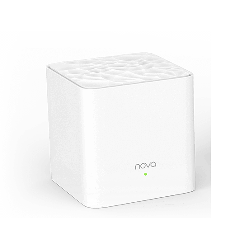 NOVA MW3 TENDA WHOLE HOME MESH WIFI SYSTEM (1-PACK)