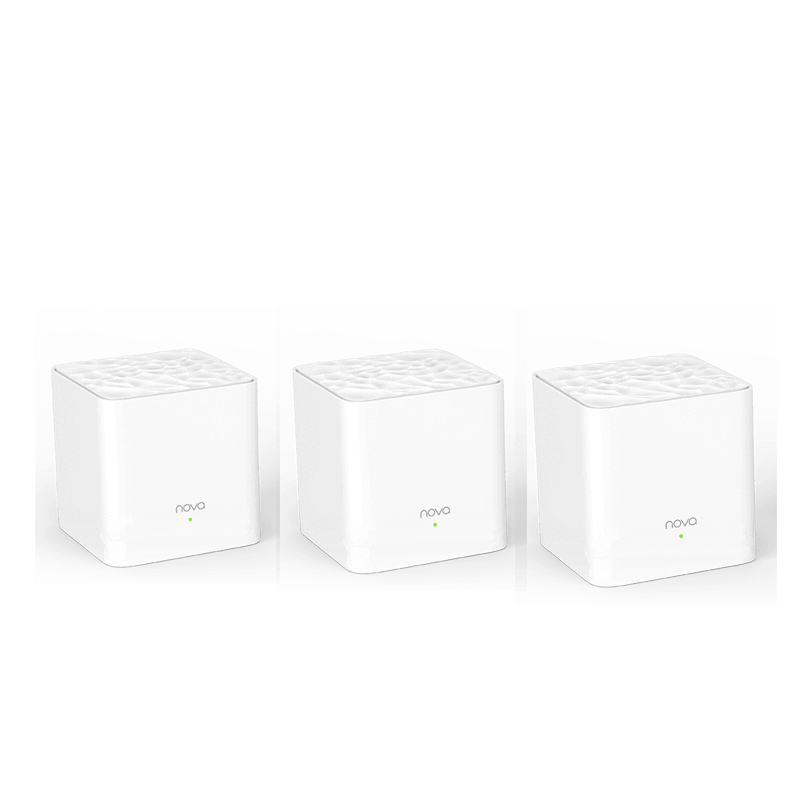 NOVA MW3 TENDA WHOLE HOME MESH WIFI SYSTEM (3-PACK)