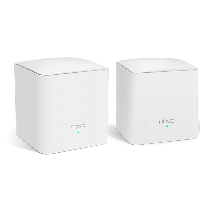 NOVA MW5S TENDA WHOLE HOME MESH WIFI SYSTEM (2-PACK)