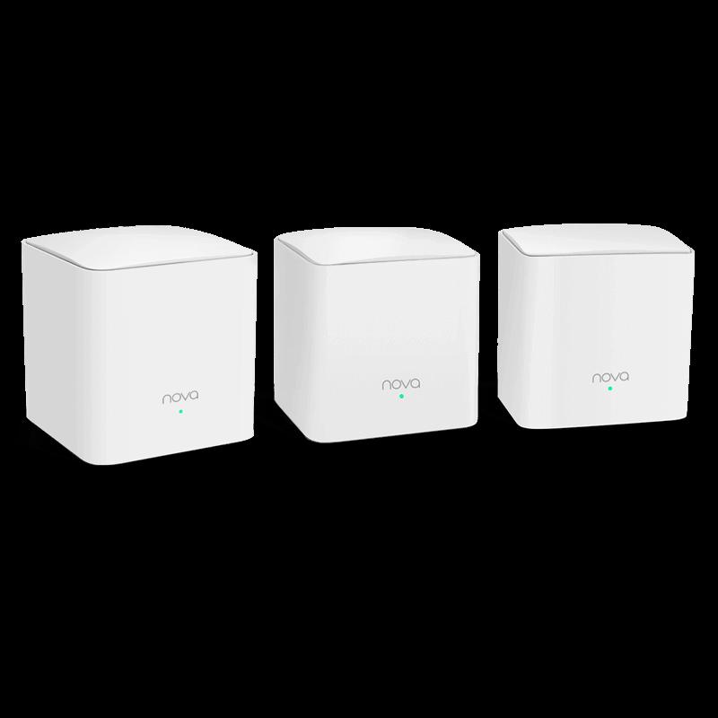 NOVA MW5S TENDA WHOLE HOME MESH WIFI SYSTEM (3-PACK)