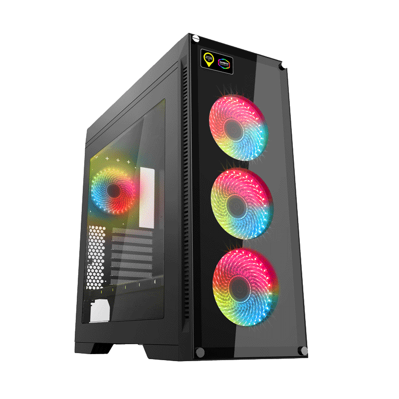CASE GAMEMAX M911 RAINBOW