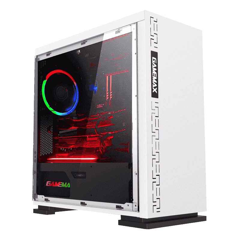 CASE GAMEMAX EXPEDITION H605-WT
