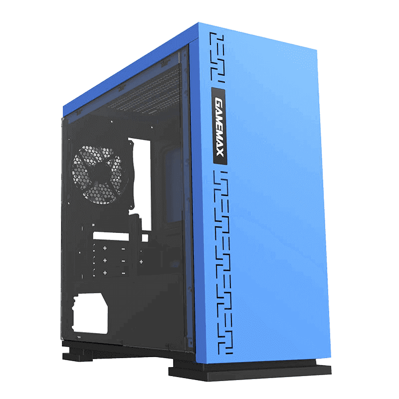 CASE GAMEMAX EXPEDITION H605-BLU