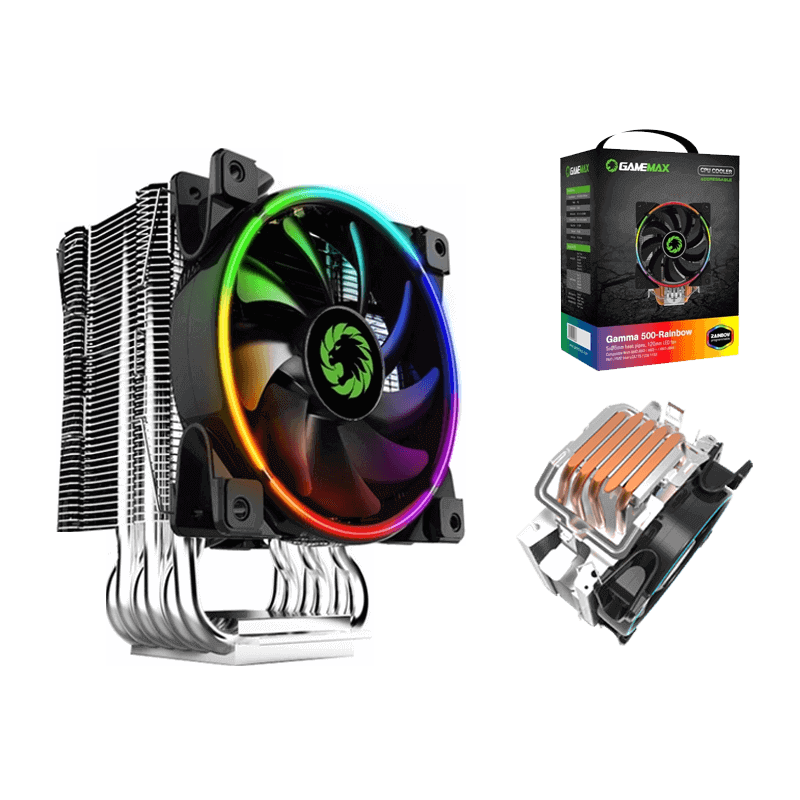 COOLING FAN CPU GAMING GAMMA 500-RAINBOW