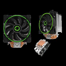 COOLING FAN CPU GAMING GAMMA 500-GREEN