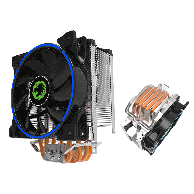 COOLING FAN CPU GAMING GAMMA 500-BLUE
