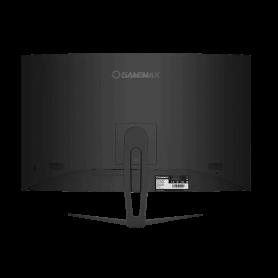 "MONITOR 32"" LCD GAMEMAX GMX32CEWQ BLACK"