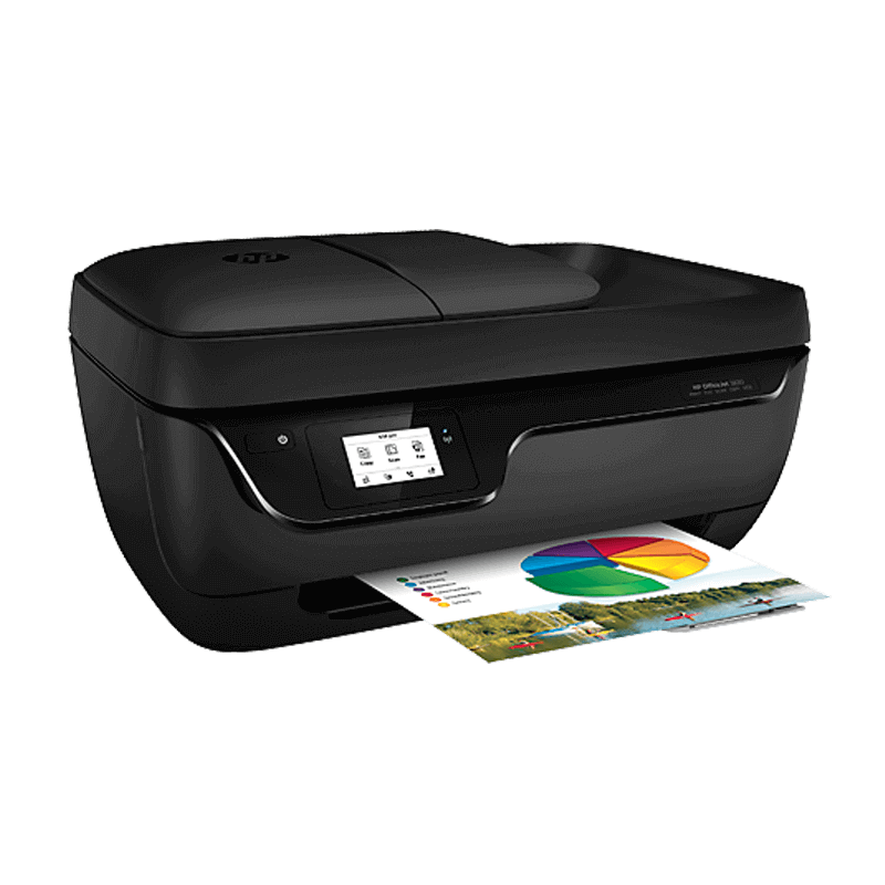 PRINTER 4 IN 1 INKJET COLOR HP 3830
