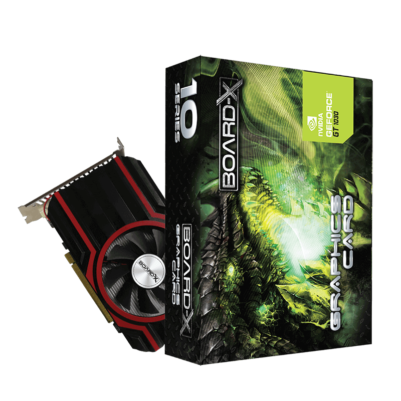 VGA 2GB BX-GT1030 BOARD-X