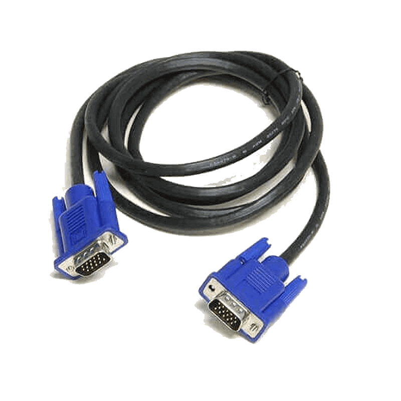 CABLE VGA MALE TO MALE 25M