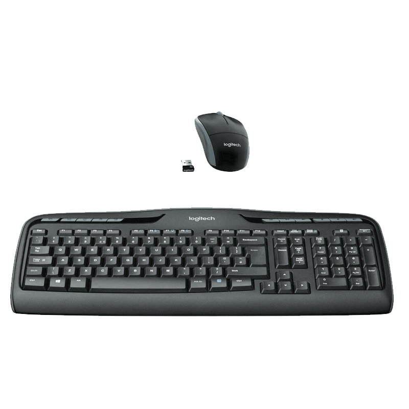 KB + MOUSE WIRELESS LOGITECH MK330