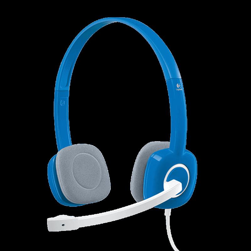 HEADSET H150 LOGITECH BLUE