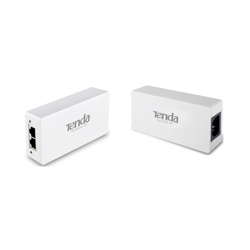ADAPTER TENDA POE INJECTOR 30G-AT GIGABIT