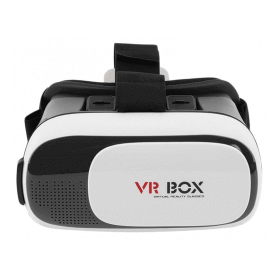 VR GAMING HEADSET BX-01 2.0 WHITE