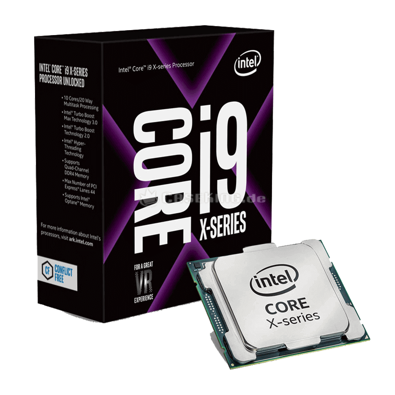 CPU INTEL CORE I7 7900X