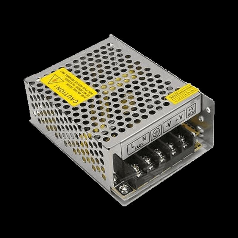 POWER SUPPLY CCTV BOARD-X 12V 5A + FAN
