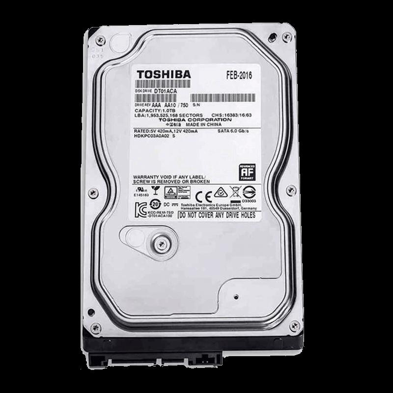 "HDD 3.5"" 1TB SATA TOSHIBA"