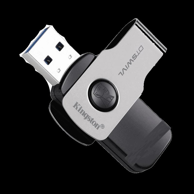 FLASH MEMORY 16GB KINGSTON 3.0 DTSWIVL