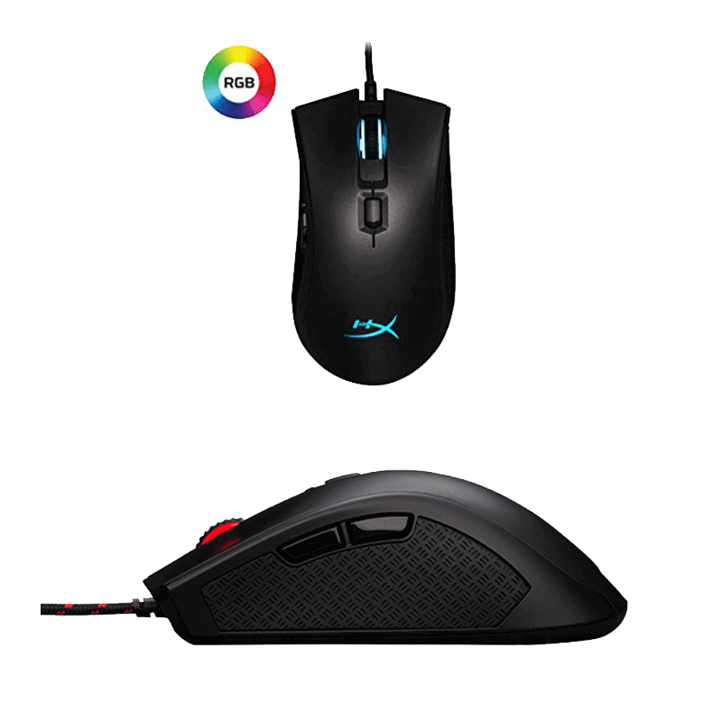 MOUSE USB HYPERX PULSEFIRE FPS PRO RGB GAMING