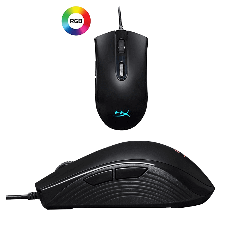 MOUSE USB HYPERX PULSEFIRE CORE RGB GAMING