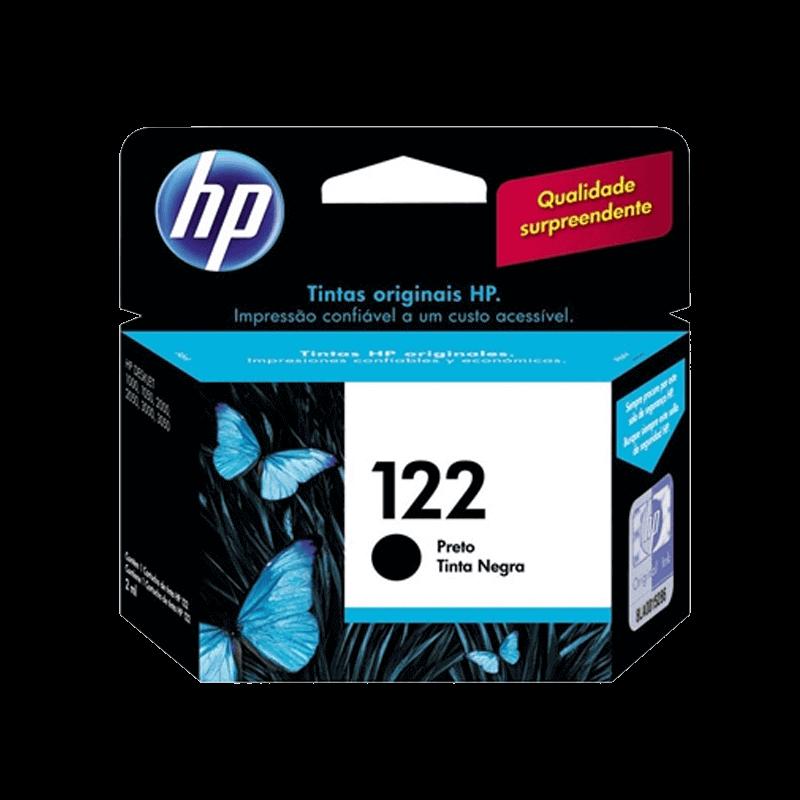 HP INK 122 BLACK