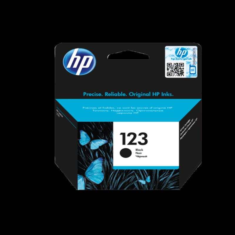 HP INK 123 BLACK