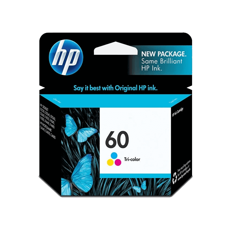 HP INK 60 TRICOLOR Hp