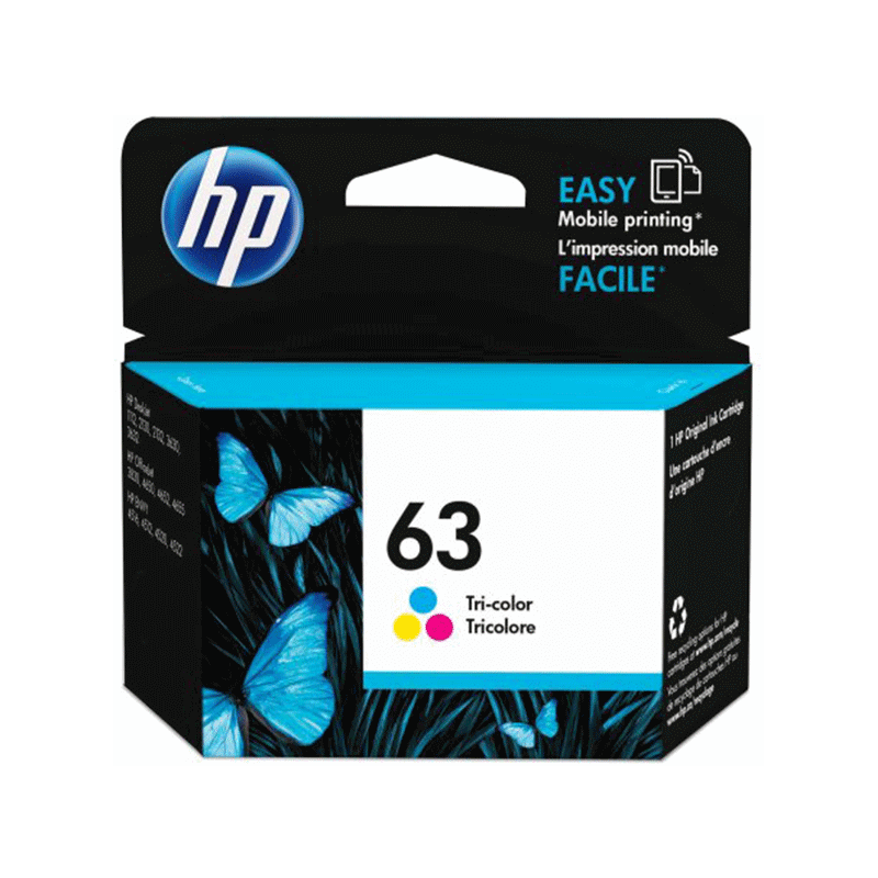 HP INK 63 COLOR Hp