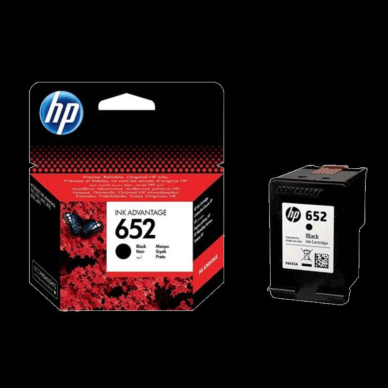 HP INK 652 BLACK