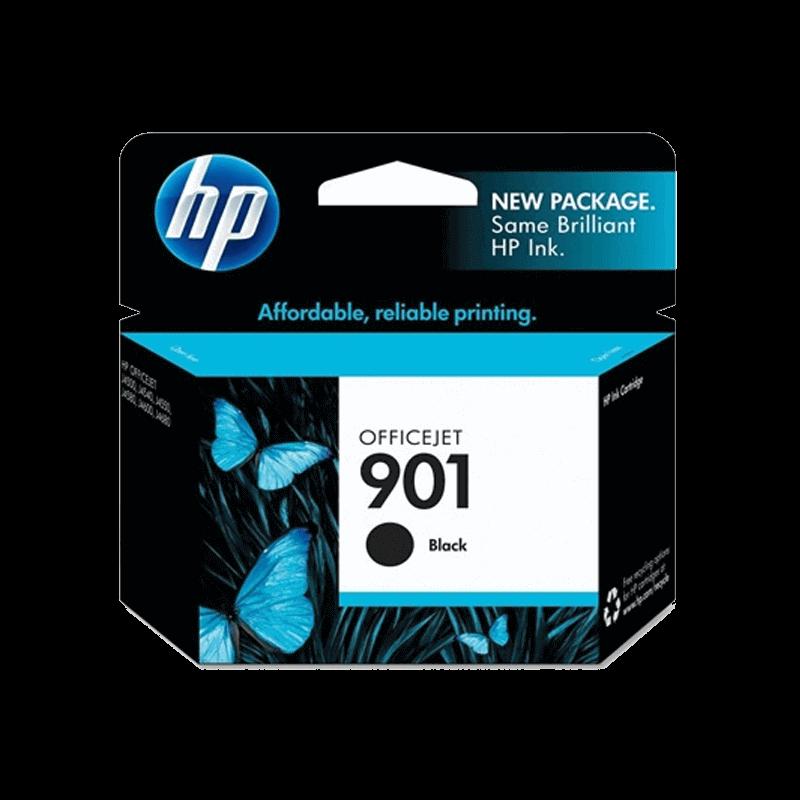 INK CARTRIDGE HP 901 BLACK