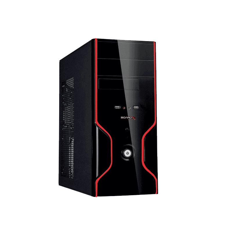 CASE BOARD-X BX-L16 RED Board-x