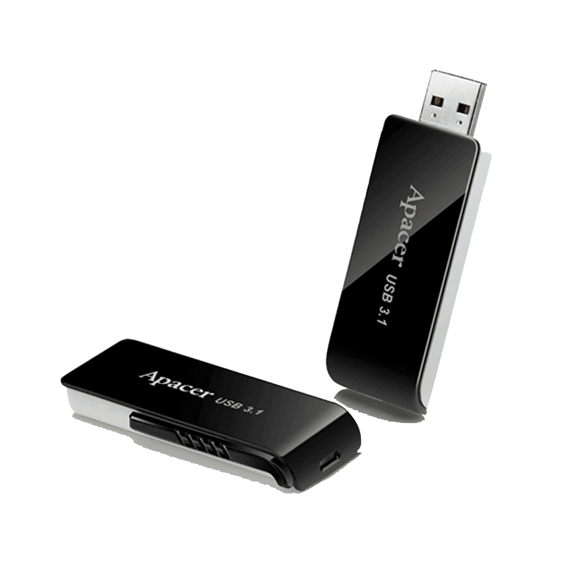 FLASH MEMORY 64GB APACER AH350B 3.1