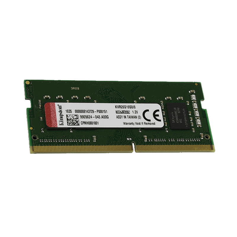 RAM SODIMM 8GB DDR4 2666 KINGSTON