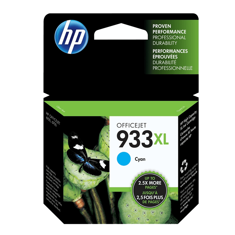 INK CARTRIDGE HP 933XL CYAN