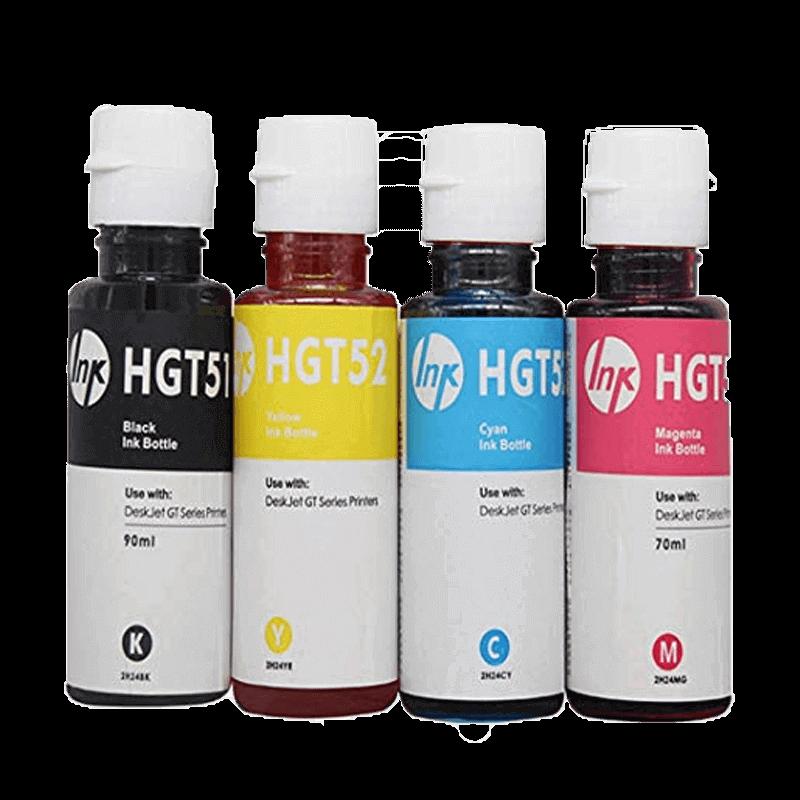 INK CARTRIDGE HP GT52 MAGENTA COMPATIBLE