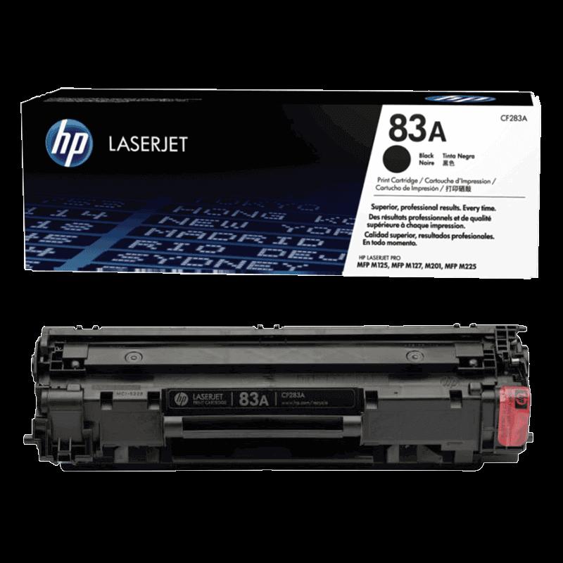 TONER HP CF283A BLACK ORIGINAL