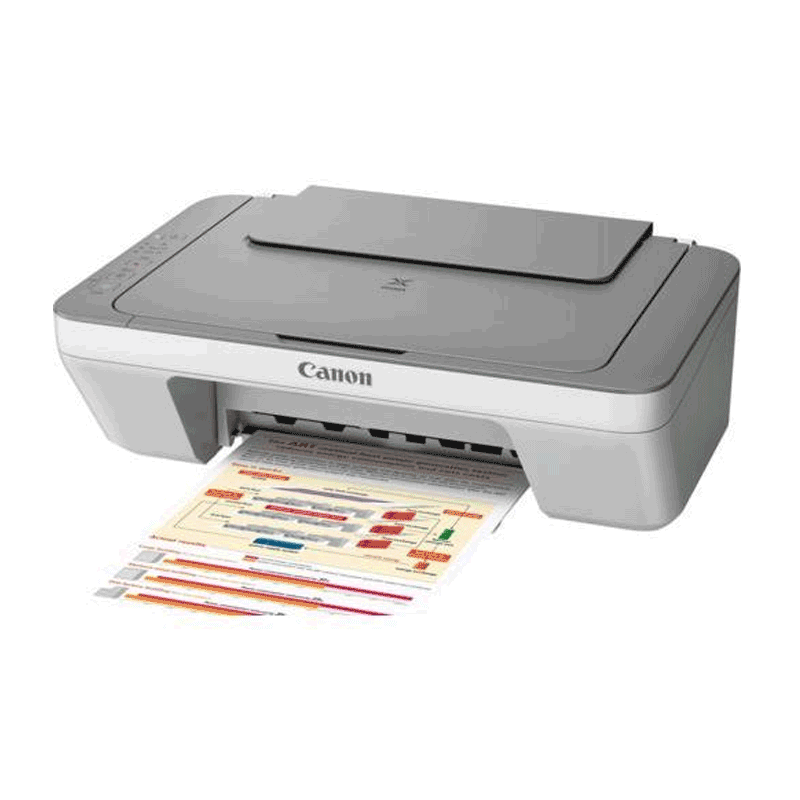 PRINTER 3 IN 1 INKJET COLOR CANON MG2540