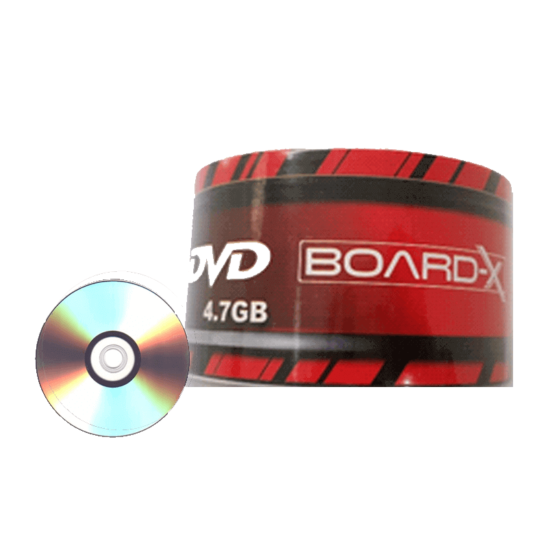 BOARD-X DVD-R 4.7GB x50