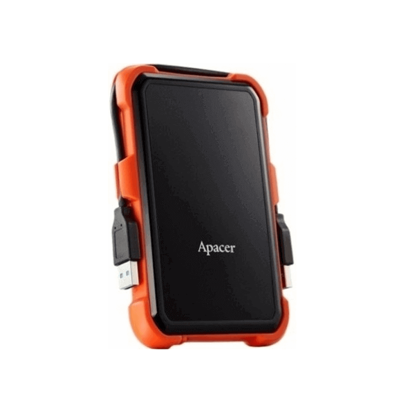 HDD ANTISHOCK 1TB APACER 3.1 AC630 ORANGE