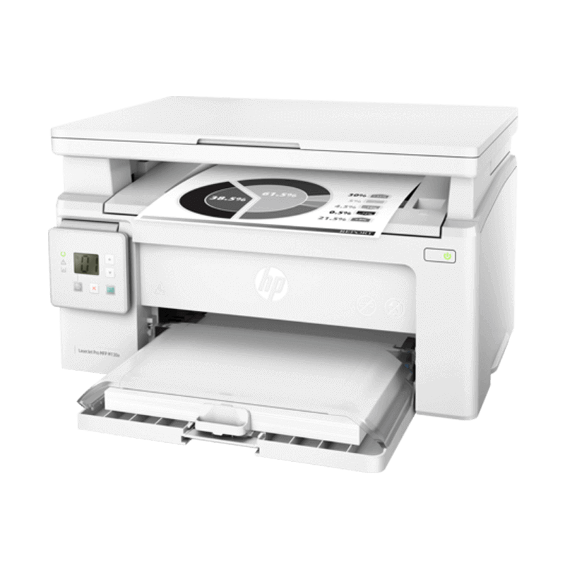 PRINTER 3 IN 1 LASERJET BLACK HP M130AMFP