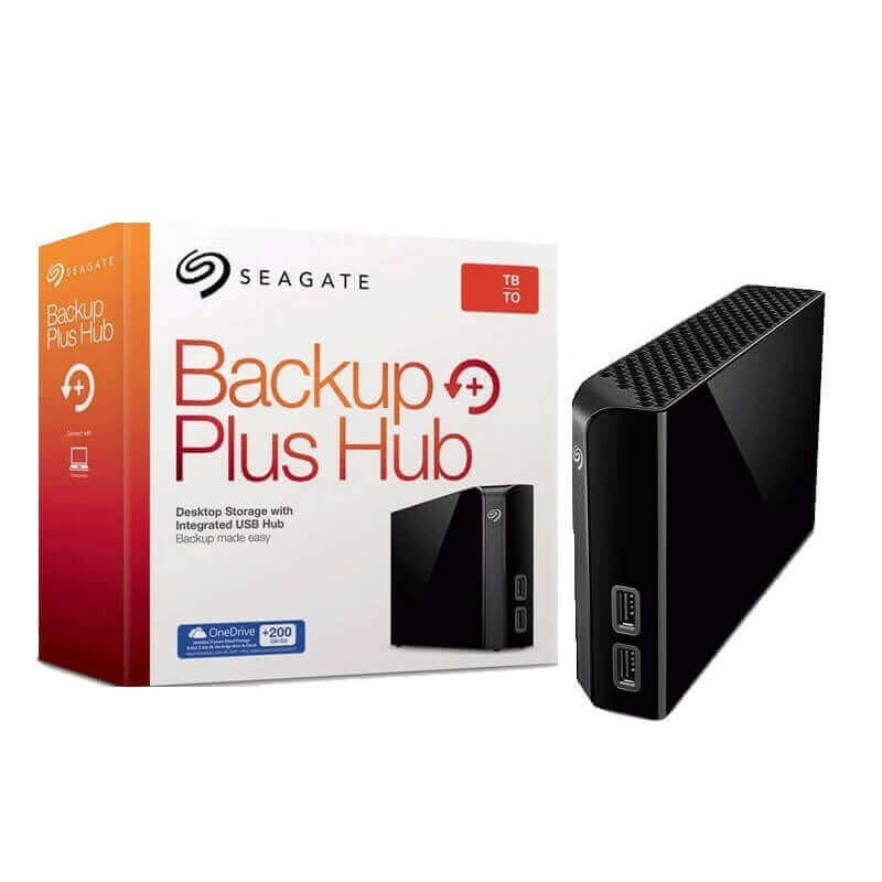 "HDD EXTERNAL 2.5"" 6TB SEAGATE BACKUP PLUS DESK HUB Seagate"