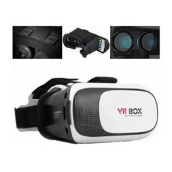 VR GAMING HEADSET BX-01 2.0 WHITE Board-x