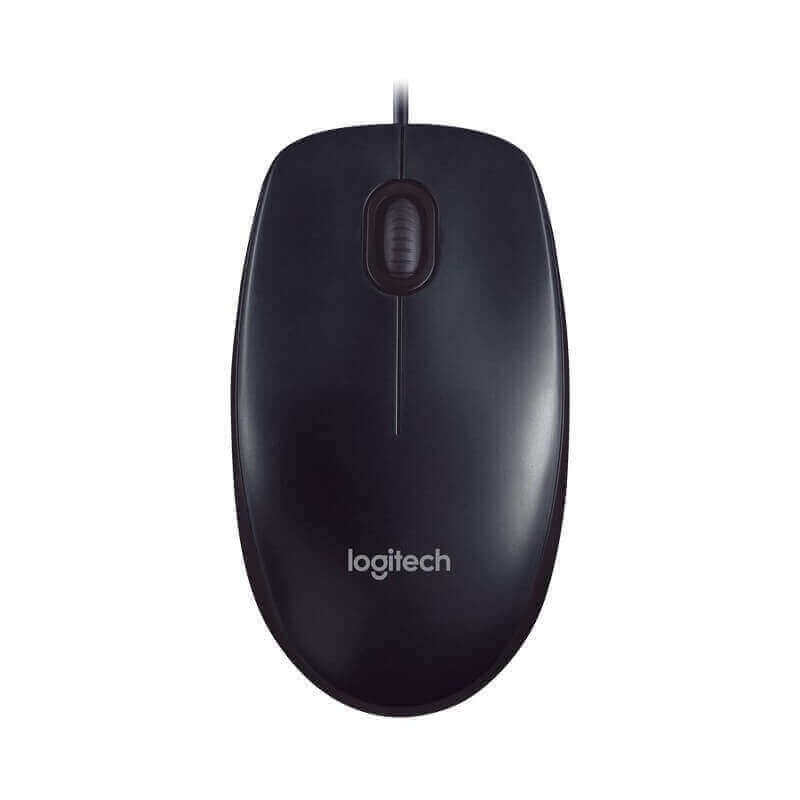 MOUSE USB M90 LOGITECH GREY