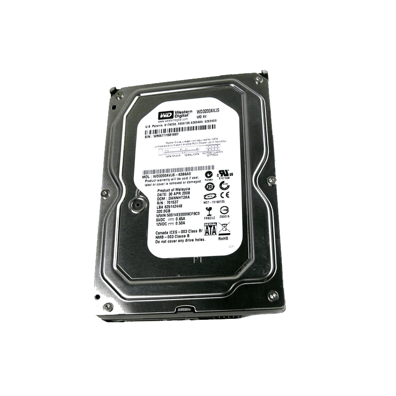 "HDD 3.5"" 320GB SATA WD NEW PULL"