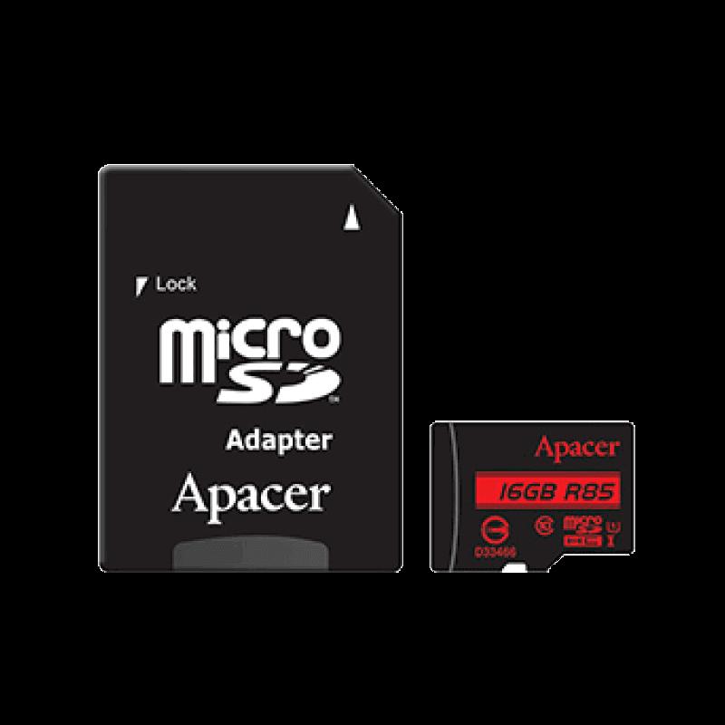 MICRO SD 16GB APACER Apacer