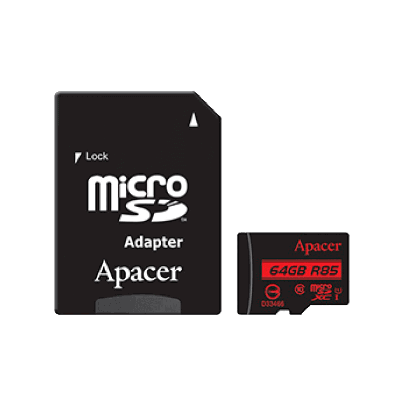 MICRO SD 64GB APACER Apacer
