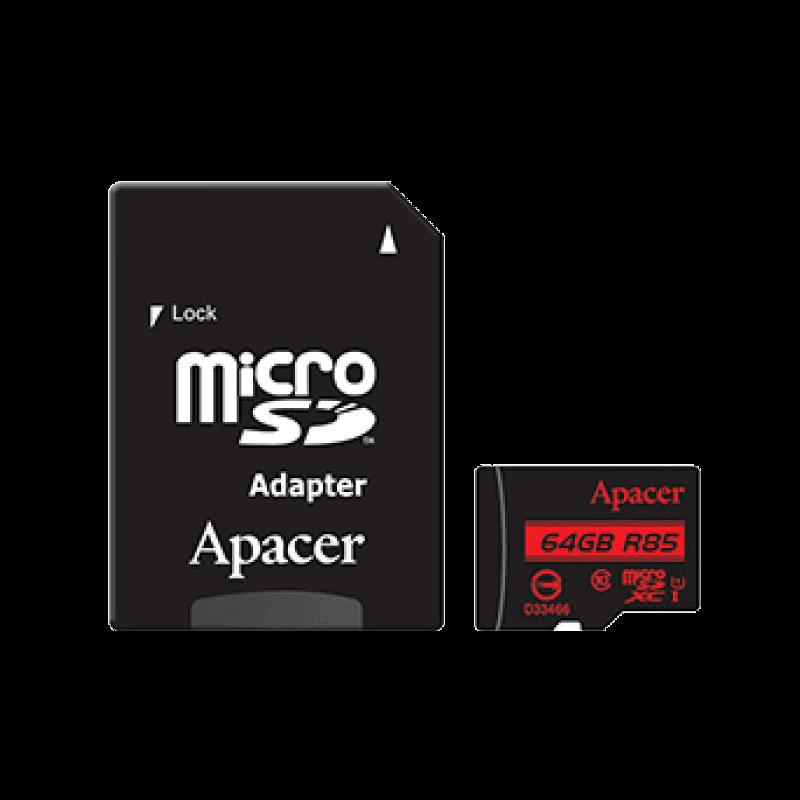 MICRO SD 64GB APACER
