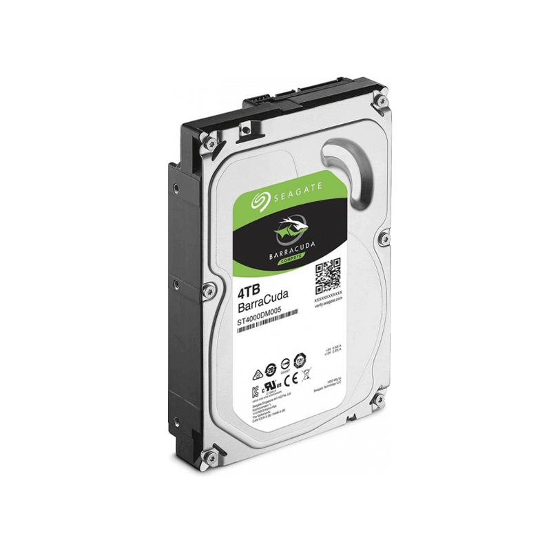 "HDD 3.5"" 4TB SATA SEAGATE BARRACUDA"