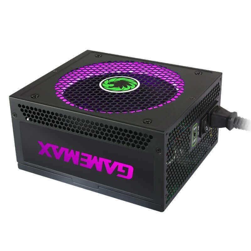 POWER SUPPLY GAMEMAX RGB-1050