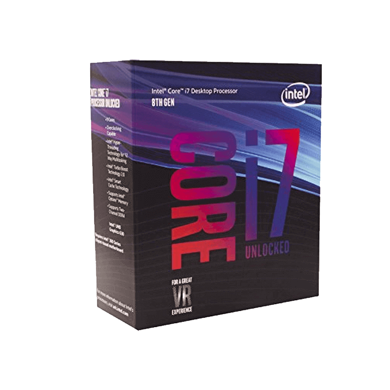 CPU INTEL CORE I7 8700K Intel